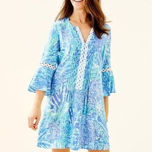 NWT Lilly Pulitzer Hollie Tunic Dress